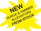 NEW Surge and Hammer Alleviators FROM STOCK
